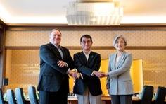 Mỹ tìm cách để Nhật, Hàn thảo luận căng thẳng vào tuần sau
