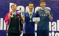 Nguyễn Tiến Minh vô địch giải quốc tế tại Nigeria