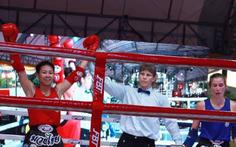 Bùi Yến Ly giúp Việt Nam giành HCV thứ hai tại Giải muay thế giới 2019