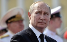 Ông Putin: Nga sẽ xây dựng một hạm đội 'độc nhất vô nhị'