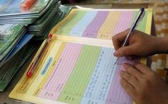 Bộ Giáo dục - đào tạo sẽ bỏ học bạ, sổ điểm giấy