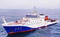 Trung Quốc khoe tàu giúp 'duy trì lợi ích quốc gia tại vùng biển quốc tế'