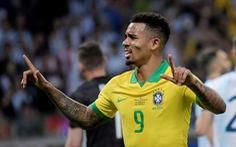 Video trận Brazil thắng Argentina 2-0 ở bán kết Copa America