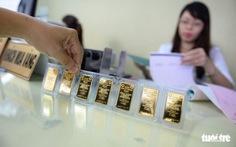 Giá vàng SJC bất ngờ tăng mạnh cả triệu đồng/lượng