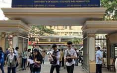 Hơn 55.500 nguyện vọng đăng ký xét tuyển bằng đánh giá năng lực
