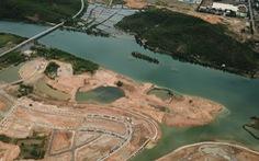 Đà Nẵng kiểm tra thông tin dự án lấn sông Cu Đê