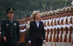 Tân lãnh đạo Ủy ban châu Âu cứng rắn với Trung Quốc