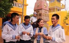 Gặp những chàng trai Đà Nẵng ở Trường Sa