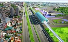 437 tỉ đồng xây cầu vượt trước Bến xe Miền Đông mới