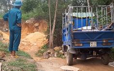 Video:  Người dân bức xúc vì bị thu tiền vận chuyển, tiêu hủy heo bị dịch tả