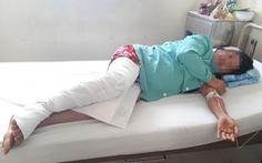 Sau cắt lể, người phụ nữ suýt mất mạng vì nhiễm trùng máu