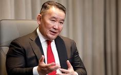 Quà đi Mỹ của Tổng thống Mông Cổ là ngựa quý 'tượng trưng'