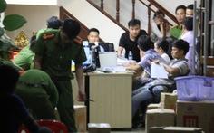 Khởi tố doanh nghiệp vận tải nghi chở cát lậu ở Huế