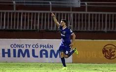 'Chấp' Anh Đức, B.Bình Dương vẫn thắng Sài Gòn để vào bán kết Cúp quốc gia 2019
