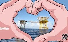 Chung tay bảo vệ chủ quyền Biển Đông, từ những bài báo
