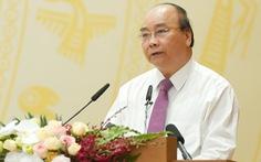 Thủ tướng Nguyễn Xuân Phúc: Xử lý nghiêm tình trạng đội lốt hàng Việt