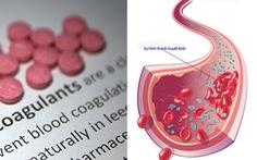 Những điều cần ghi nhớ với bệnh nhân sử dụng thuốc chống đông