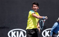 Nguyễn Văn Phương đánh bại đối thủ Pháp, vào vòng chính Wimbledon trẻ 2019