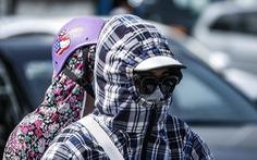 Bắc, Trung Bộ nắng nóng kéo dài nhiều ngày, tia cực tím cực đại gây hại rất cao
