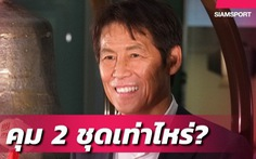 Thái Lan 'xuống nước', tăng lương 'khủng' để có HLV Nhật