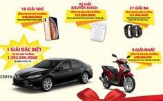 Nhiều giải thưởng hấp dẫn khi mua bảo hiểm Dai-ichi Việt Nam