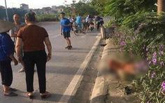 Tài xế taxi tông nữ công nhân vệ sinh rồi chạy mất, bỏ mặc nạn nhân chết bên đường?