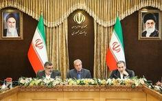 Iran tuyên bố đã chuẩn bị quay lại làm giàu uranium không giới hạn