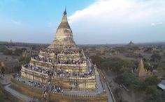Bagan được UNESCO công nhận là Di sản văn hóa thế giới
