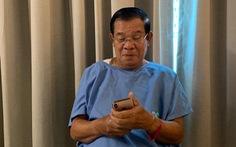 Thủ tướng Campuchia Hun Sen bác tin đồn mình sắp chết