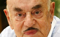 Nhà sản xuất phim Artur Brauner - người sống sót sau nạn diệt chủng - qua đời