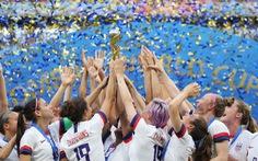 Đánh bại Hà Lan, tuyển Mỹ lần thứ tư vô địch World Cup nữ