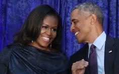 Bà Obama khuyên người trẻ học cách sống cân bằng