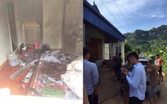Giận vợ, dùng xăng đốt nhà khiến 5 người bỏng nặng