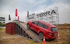 Mua Nissan Terra trong tháng 7, nhận ngay ưu đãi lớn