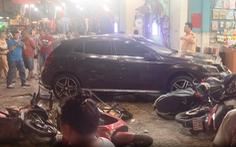 Vụ nữ tài xế gây tai nạn ở Q.5: 4 nạn nhân bị thương nặng