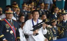 Tổng thống Philippines 'thách' Mỹ đưa hết Hạm đội 7 đến Biển Đông