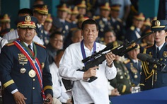Ông Duterte kêu gọi Mỹ gửi tàu chiến bảo vệ Philippines trước sự gây hấn của Trung Quốc