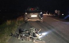 Khởi tố tài xế ôtô tông 3 em nhỏ chết tại chỗ