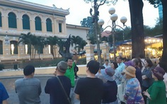Du lịch Việt Nam muốn khôi phục lượng khách Trung Quốc trong quý IV