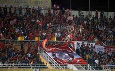 Sân Thống Nhất tổ chức điền kinh, CLB TP.HCM phải đi Bà Rịa - Vũng Tàu đấu V-League