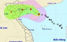Bão số 3 cách Quảng Ninh - Hải Phòng khoảng 360km, gió giật cấp 8