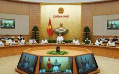 Thủ tướng Nguyễn Xuân Phúc: Quyết liệt giải ngân vốn đầu tư công