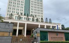 Bộ Tài nguyên và môi trường lý giải về chuyện bổ nhiệm cán bộ thiếu điều kiện