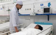 Cắt bỏ khối u nang buồng trứng hơn 3,5kg cho bé gái 14 tuổi
