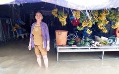 Phú Quốc nhiều nơi vẫn ngập sâu gần 2m dù mưa đã ngớt