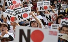 Nhật hạ vai trò Hàn Quốc trong sách trắng quốc phòng