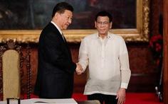 Manila có cứng rắn với Bắc Kinh?