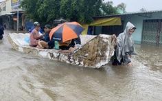 Đảo ngọc Phú Quốc bị 'nhấn chìm' trong mưa lũ, ai biết tại sao?