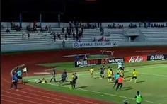 Thái Lan xấu hổ với sự cố 'loạn đả muay Thái' ở chung kết Giải U15 Đông Nam Á 2019