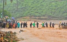 Hơn 160 người thiệt mạng do lũ ở Ấn Độ